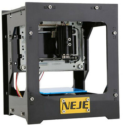 NEJE 1000mW USB Laser Engraver Engraving Machine Printer Stamp Maker DIY