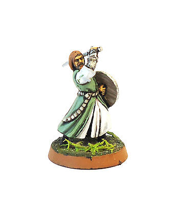 Warhammer Army Lord Of The Rings, Lotr Boromir  Painted And Based