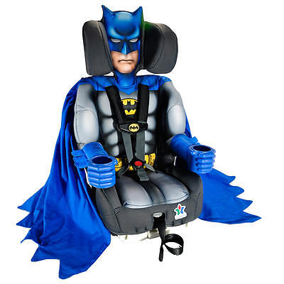 KidsEmbrace Batman Deluxe Combination Booster Car Seat * Kids Embrace Safety