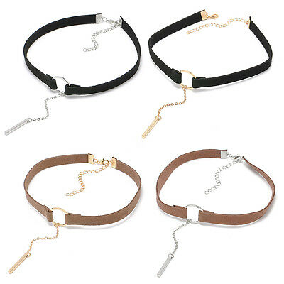 Fashion Charm Jewelry Gold Silver Plated Pendant Rope Chain Collar Necklaces NEW