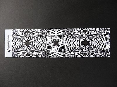 Colouring Bookmark No 2 produced by Book Depository.com