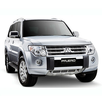 Mitsubishi Pajero Montero 2006-2016 Workshop Service Repair Manual