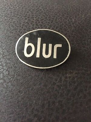 Blur enamel Pin Badge Britpop