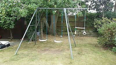 TP double swing with extension and swingboat