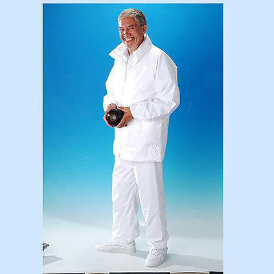 Drakes Pride Bowls Waterproof Trousers - Brand New - Bowling Outerwear.
