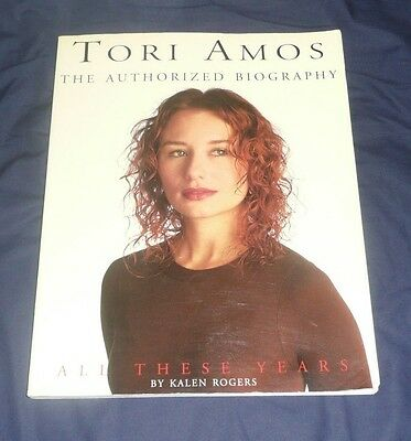 Tori Amos All These Years The Authorized Biography Book 1994 FREE POSTAGE