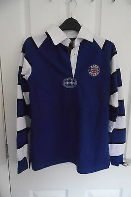 Womens Bath Long Sleeve Rugby Shirt And T Shirt Size 10 VERY GOOD CONDITION