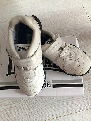 AM Londsdale baby shoes size 7 sport trainers