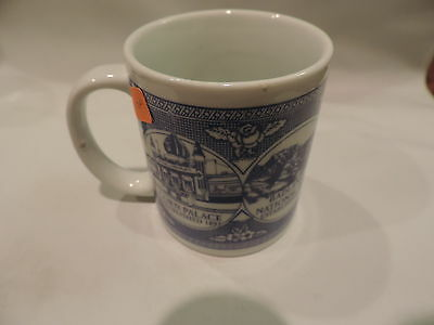 South Dakota Coffee Mug Cup Blue                                             17p