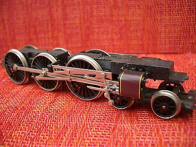 Hornby OO Gauge 4-6-0 Patriot Loco Chassis for Spares Repairs Restoration