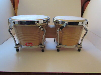 "Stagg Bongo Drums Bw200N  7.5"" / 6.5"""