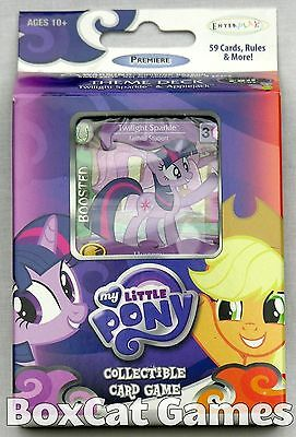 My Little Pony Premiere Collectable Card Game Theme Deck Twighlight Sparkle