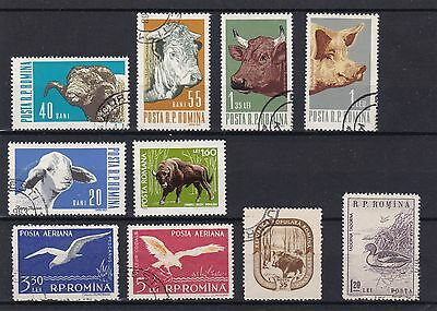 timbres animaux