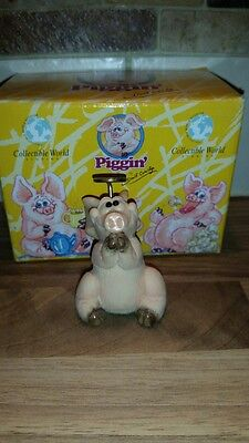 Piggin Angel - Collectable by David Corbridge - In Original Box