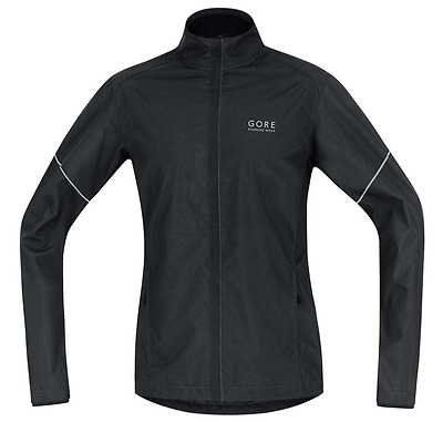 Gore Running Herren Laufjacke ESSENTIAL WINDSTOPPER Active Shell Partial Jacket