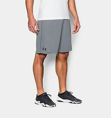 Under Armour UA Tech Graphic Shorts - Training/Leisure -  STEEL -  New