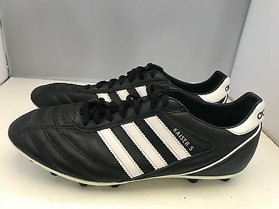 adidas Kaiser Liga FG Mens Football Boots Size 10 UK (euro 44 2/3)