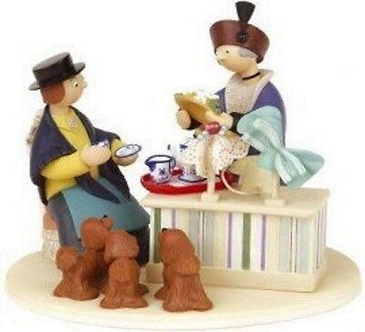Camberwick Green Miss Lovelace & Mrs Cobbit in the Hat Shop 'Morning Tea' CGS06