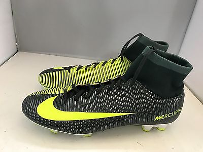 Nike Mercurial Victory CR Mens FG Football Boots Size 7 (euro 41)
