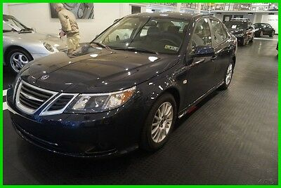 2011 Saab 9-3 Turbo4 Incredible Low Mile Turbo 4/ Comfort Package/ Bluetooth/ Time Capsule