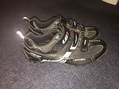 Louis Garneau Monte MTB Cycling Shoe Size 45