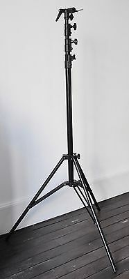 Manfrotto 004B - lighting master stand + Manfrotto Rotule parapluie  026
