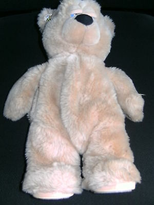 """TALKING AND [ WALKING ] BEAR--APPROX 13"""" TALL or 33cm"""