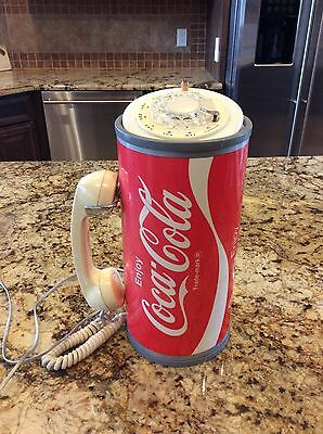 Vintage Coke Can Phone