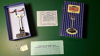 HORNBY DUBLO 00 Gauge ED3 Junction Home Signal