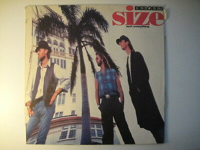 Bee Gees – Size Isn't Everything UZBEK Different LP