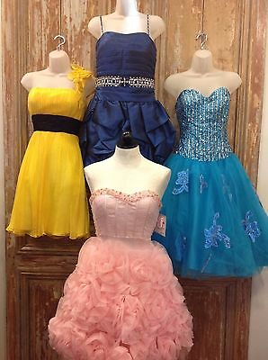Jovani Size 4 Prom Party Cruise Cocktail Wholesale Lot Short Formal Dresses