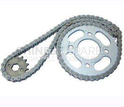 Yamaha Ybr125 Chain And Sprocket Standard Set Kit 2005