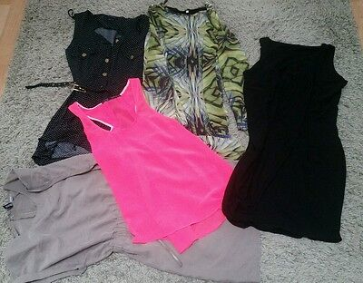 Womens Summer Clothes Zara, H&m, River Island Dress, Top All Size Uk6 / Xs