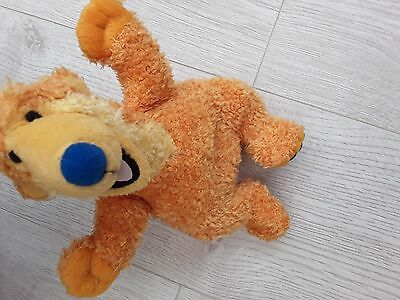 Bear In The Big Blue House Plush Bear By Applause