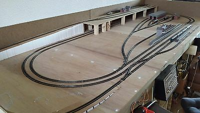 N Gauge Model Railway Layout for sale - Great Starting Point