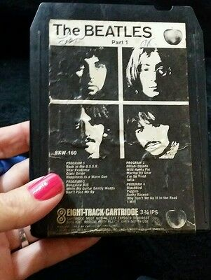 8 Track The Beatles Part 1