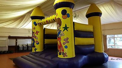 Large Adult Bouncy Castle Inflatable
