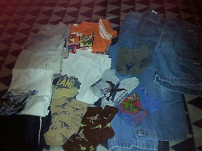 boys clothes size 5 lot of 15
