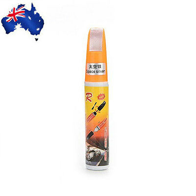New auto car scratch touch up pen repair paint pen fix scratching remover Silver