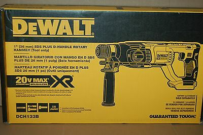 Brand New Dewalt 20-Volt MAX 1 in. Cordless Brushless D-Handle Rotary Hammer