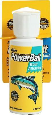 Berkley Power Bait Trout Fishing Attractant 2 oz Bottle Proven to Attract Fish