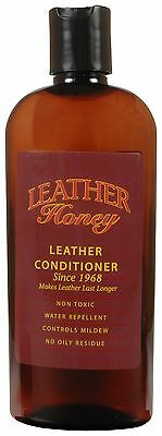 Leather Honey Leather Conditioner, the Best Leather Conditioner Since 1968, 8