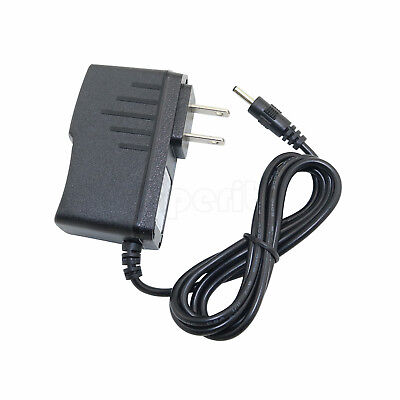 DC 6V 1A Switching Power Supply Adaptor Charger AC 100-240V 3.5mmx1.35mm 1000mA