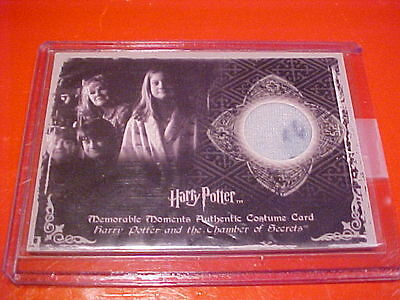 Harry Potter Chamber of Secrets Ginny Weasley Costume Card # 456/670 C1