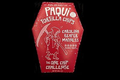 Paqui® Carolina Reaper One Chip Challenge Chip