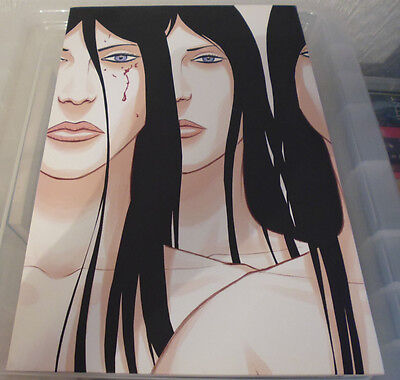 Girls Complete Collection Deluxe Hardcover Luna Brothers Image Comics
