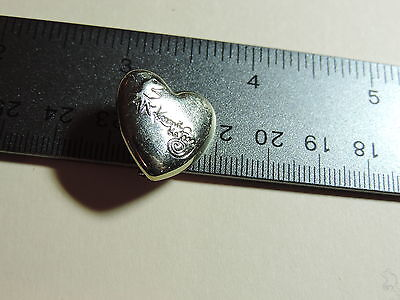 Kermit the frog on a Heart Lapel Hat Pin 14A