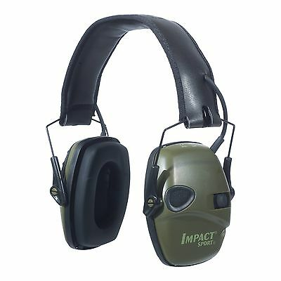 Howard Leight R-01526 Impact Sport Electronic Earmuff FREE SHIPPING (BRAND NEW)