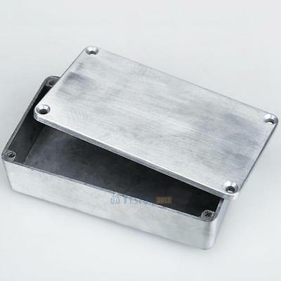 1590B Style Effects Pedal Aluminum Stomp Box Enclosure for Guitar Instrument New