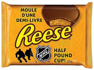 Reese Peanut Butter Cup Candy, Half Pound Cup, 226-Gram FREE SHIPPING